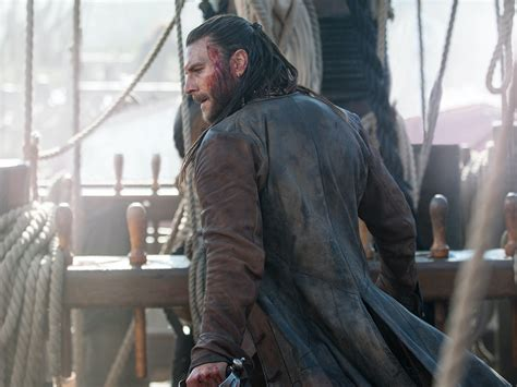 Charles Vane's 10 Best Lines on 'Black Sails' | Inverse