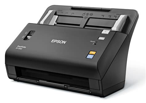 Epson Debuts World's Fastest Photo Scanner to Scan