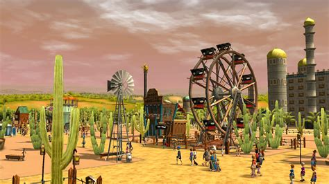 Images RollerCoaster Tycoon 3 : Complete Edition