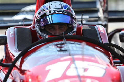 Graham Rahal Aims to Carry Momentum from Recent Years to