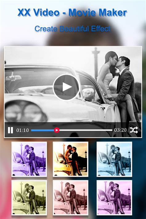 XX Movie Maker : XX Photo Video Maker for Android - Free