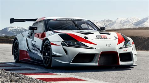 2018 Toyota GR Supra Racing Concept - Wallpapers and HD