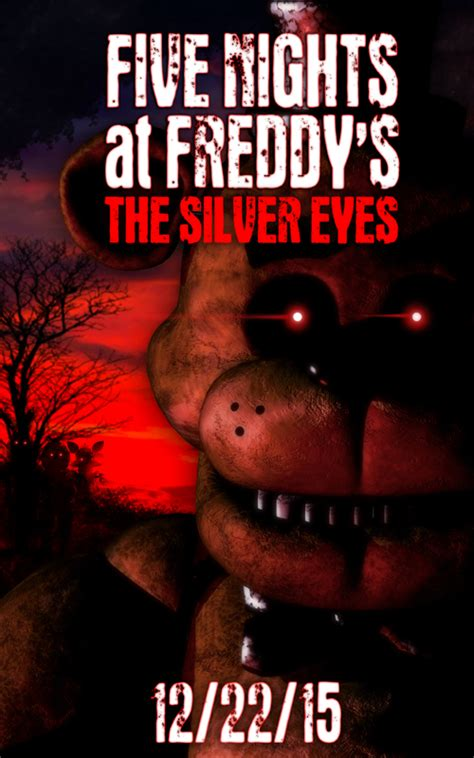 Five Nights at Freddy's: The Silver Eyes image - Indie DB