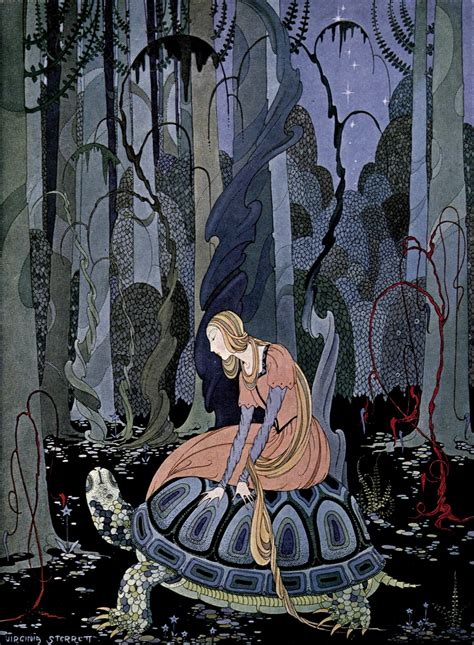 Old French Fairy Tales/Blondine, Bonnie-Biche, and Beau