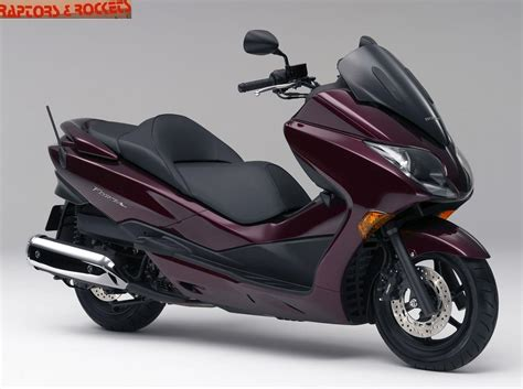 Honda FORZA Z – All the best of Motorcycles