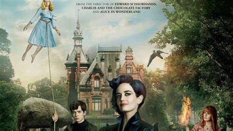 Miss Peregrine's Home for Peculiar Children Trailer (2016)